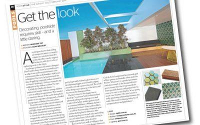 The Age – HomeStyle Magazine – Feb 2014