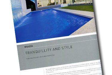 Melbourne Pool + Outdoor Design – Issue 14 Bisazza